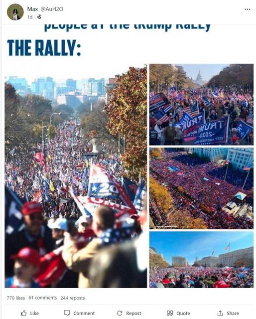 トランプ支持者による大規模デモ.jpg