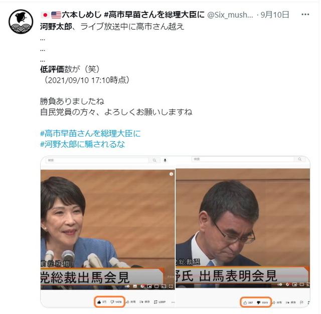 自民党総裁選挙 低評価数202109.jpg